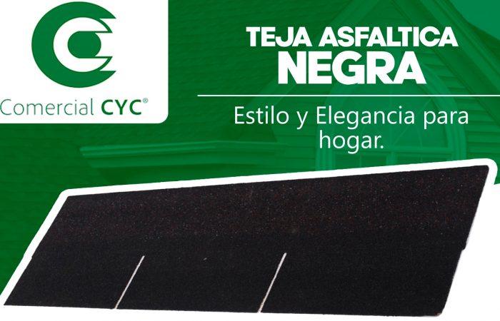 """Nuevo producto """"Teja Asfáltica"""""""