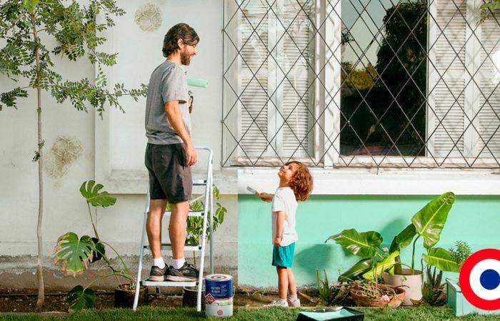Pinta tu casa junto a Tricolor