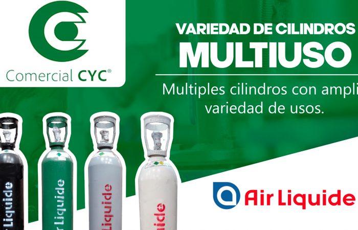 Alianza con Air Liquide