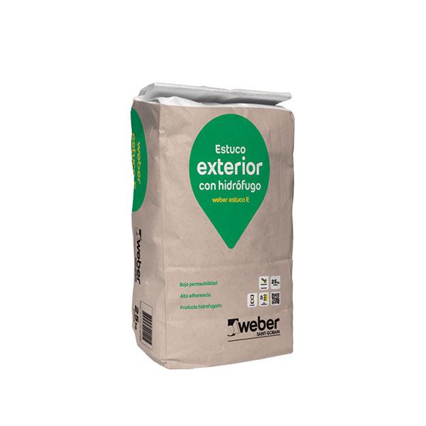 ESTUCO EXTERIOR SOLCROM 25Kg